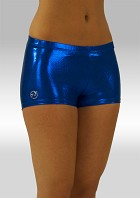 Hotpants W758ko Wetlook Köningsblau
