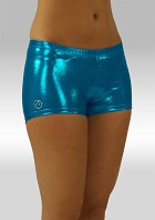 Hotpants Blau Wetlook W758tu